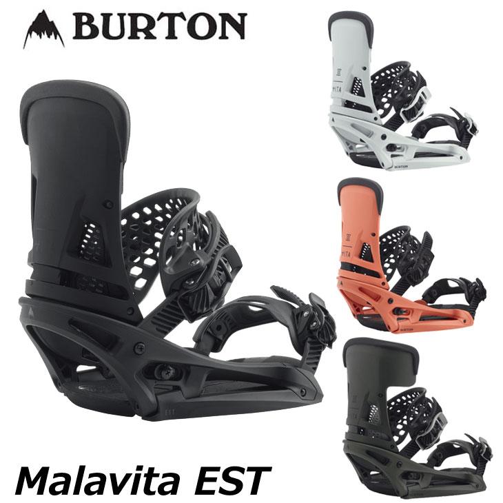 19-20 BURTON バートン メンズ ビンディング 【Malavita EST 】 【日本正規品】 ship1【返品種別OUTLET】