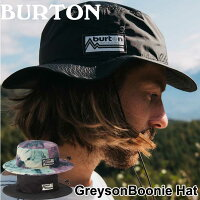 BURTONバートンメンズ2020年春夏アウトドアーGreysonBoonieHat帽子ハットship1