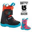 BURTON (バートン )2015-16 モデル KIDS YOUTH BOOTS スノーボード ブーツ Mini Grom 【日本正規品 】【返品種別SALE】