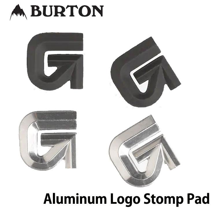 19-20 BURTON バートン デッキパッド 【Aluninum Logo stomp mats 】 【返品種別OUTLET】