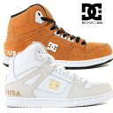 DC スニーカー dc shoes ディーシー【PURE HIGH-TOP SE 】ピュア ハイトップ DM184022