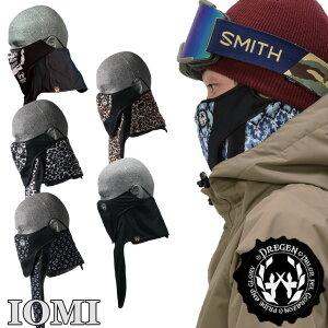 DREGEN ドレゲン 18-19 フェイスマスク IOMI アイオミ 防寒 防風