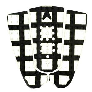 ASTRODECK (アストロデッキ )デッキパッド サーフィン 【CrossRoad 】【WHT x BLACK】 ship1
