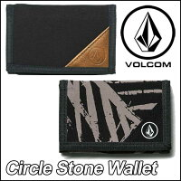 volcom財布サイフボルコムメンズ【新作】【CircleStoneWallet】ウォレットVOLCOMヴォルコム「メール便可」【あす楽_年中無休】