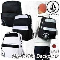 volcomJapanLimited�ܥ륳����å���󥺡ڿ���ۡ�Circle90'sBackpack�ۥǥ��ѥå�BAGVOLCOM�����륳��Хå��ѥå��Хå�������̵���ۡڤ�����_ǯ��̵�١�6vfa