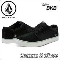 volcomボルコムスニーカーメンズ【新作】【Grimm2Shoe】カラー【BLACKONBLACK】ヴォルコムシューズ靴【あす楽_年中無休】