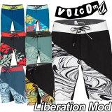 volcom ボルコム メンズ サーフパンツ 海パン 水着 【Liberation Mod 】 20インチ LENGTH VOLCOM ヴォルコム ボードショーツ 【あす楽_年中無休】【メール便可】【返品種別SALE】
