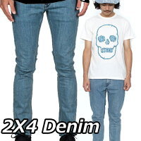 �ܥ륳��ǥ˥�ѥ�ĥ��VOLCOMDENIMJEANS��2X4Denim��CLU(COOLBLUE)�����륳��volcom�ڤ�����_ǯ��̵�١ۡ�����̵����