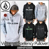 volcom Japan Limited ボルコム HR&S 撥水 パーカー メンズ 【新作】【Volcom repellency Pullover 】 プルオーバー 長袖 フリース フードVOLCOM ヴォルコム 【あす楽_年中無休】【送料無料】