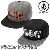 volcomキャップボルコムメンズ【Fielder110F】VOLCOMCAPヴォルコム帽子【あす楽_年中無休】メール便不可