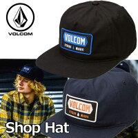 volcomキャップボルコムメンズ【ShopHat】VOLCOMCAPヴォルコム帽子【あす楽_年中無休】メール便不可