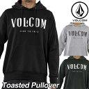 VOLCOM ボルコム パーカー メンズ 【Toasted Pullo...