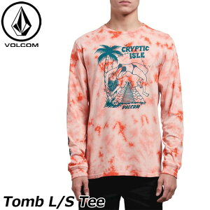 volcom ボルコム ロンT Tomb L/S Tee メンズ 長袖 A3631807 【返品種別OUTLET】