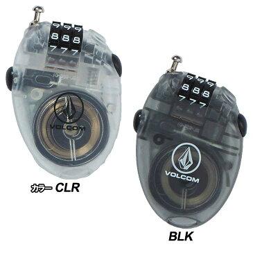 18-19 volcom ボルコム ワイヤーロック スノーボード 【Vcm Wire Lock 】J67519JD Japan Limited