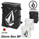 volcom ボルコム リュック Stone Box BP メンズ j...