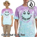 volcom ボルコム tシャツ Chill Out S/S Tee ...