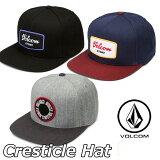 volcom ボルコム キャップ Cresticle Hat メンズ jD5511626 【返品種別SALE】