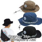 volcom ボルコム アドベンチャーハット メンズ Quarter Stp Adventure Hat japan limited D55218JC【返品種別OUTLET】