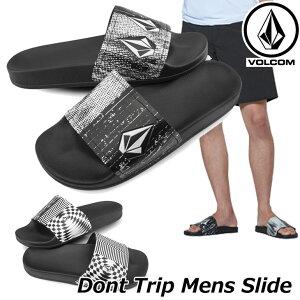 volcom ボルコム メンズ シャワーサンダル Dont Trip Mens Slide V0811904 【返品種別OUTLET】
