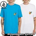 volcom ボルコム tシャツ Wingedpeace SSPckt T メンズ 半袖 A3511906 2019 春 夏 新作 【返品種別OUTLET】