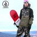 20-21 ボルコム スノーウェア VOLCOM メンズ Brighton Pullover Jacket G0652106 ship1【返品種別OUTLET】 1