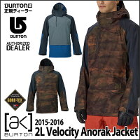 ��15-16BURTON�С��ȥ�MENSWEAR���Ρ��ܡ��ɥ���������ak�ۡ�2LVekicutyAnorakJacket�ۥ��㥱�å����������ʡ�����̵����ͽ��������10������ͽ��
