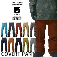 ��16-17BURTON�С��ȥ󥦥���MENSWEAR���Ρ��ܡ��ɥ���������CovertPant�ۥѥ������������ͽ��������11������ͽ��