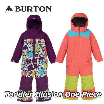 19-20 BURTON バートン キッズ スノーウエアー Toddler 【Burton Illusion One Piece】(2-7才) 日本正規品 【返品種別OUTLET】