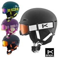 18-19ANONアノンキッズゴーグル一体型ヘルメットKids'AnonDefine
