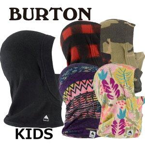 18-19 バートン フードウオーマー マスク Kids' Burton Burke Hood