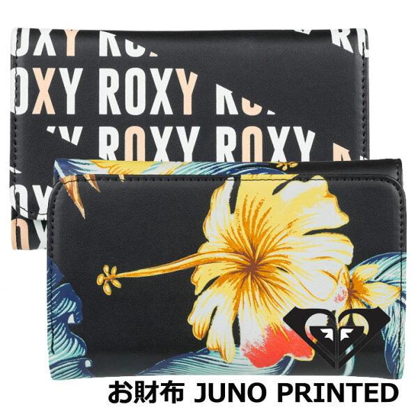 ROXYロキシーレディースお財布JUNOPRINTED(ERJAA03547)レディース 返品種別OUTLET