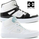 DC スニーカー dc shoes ディーシー【PURE HIGH-TOP WC SE SN 】ピュア ハイトップ DM182019【返品種別OUTLET】