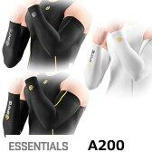 スキンズ A200 SKINS コンプレッション インナー compression inner 【A200 ESSENTIALS】エッセンシャルメンズ スリーブ [Japan fit]「メール便 可」【あす楽_年中無休】