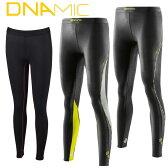 スキンズ ディーエヌエーミック skins DNAmic レディース ウィメンズ ロングタイツ Long Tights 【正規品】【2016 Newモデル】 コンプレッション インナー 【あす楽_年中無休】【メール便可】