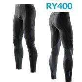 skins RY400 メンズロングタイツ New (スキンズ )K43205001D コンプレッション インナー リカバリー 【あす楽_年中無休】