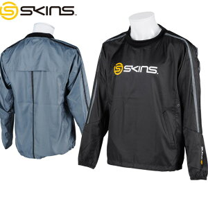 スキンズ skins  トレーニングウェア  ピステジャケット Synchro (シンクロ ) メンズ 【SAS5503】【メール便可】【返品種別OUTLET】