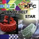 KFC (Kicker Fucker Chicken キッカーファッカーチキン ) 【CANDY 】 STAR 】ベルト 【メール便 不可】 【返品種別SALE】