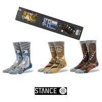 STANCEスタンスSTARWARS×STANCE公式コラボレーションソックスSIDEKICK3PACK
