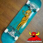 スケートボード コンプリート TOY MACHINE トイマシーン PEE SECT 7.625 ピーセクト