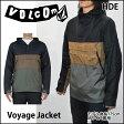 volcom ボルコム プルオーバージャケット メンズ 【Voyage Jacket 】アウター トップス ヴォルコム 【60%OFF】【セール】【あす楽_年中無休】【返品種別SALE】