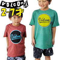 VOLCOM�ܥ륳�७�å��ƥ���Y��GermScriptS/STeeLittleYouth��Kidst�����3-7�͸�����Ⱦµ��VolcomTshirt�ƥ�������ġڤ�����_ǯ��̵�١֥ۡ᡼���زġס�10%OFF�ۡ�����̵����