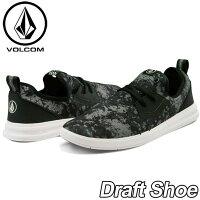 volcomボルコムスニーカーメンズ【DraftShoe】カラー【GREYCOMBO】VOLCOMヴォルコムシューズ靴【あす楽_年中無休】