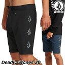 【楽天市場】volcom ボルコム サーフパンツ Deadly Stones 20 メンズ 海パン A0811915 【返品種別OUTLET】:Flea フレア