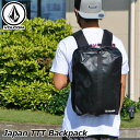 VOLCOM ボルコム リュック バックパックJapan TTT Backpack D6501901 【返品種別OUTLET】