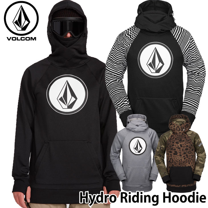トップス, パーカー volcom Hydro Riding Hoodie G2452003 OUTLET