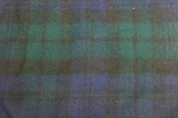 【HIGHLAND TWEEDS】 SCARF 25/190 -BLACKWATCH- ハイランドツイーズ スカーフ マフラー ブラックウォッチ