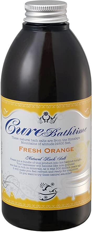 キュアバスタイム / 500g / フレッシュオレンジの香り