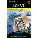 【LOKSAK】aLOKSAK 防水・防塵ケース [スマートフォン・スモール][2枚入り][ネコポス対応]