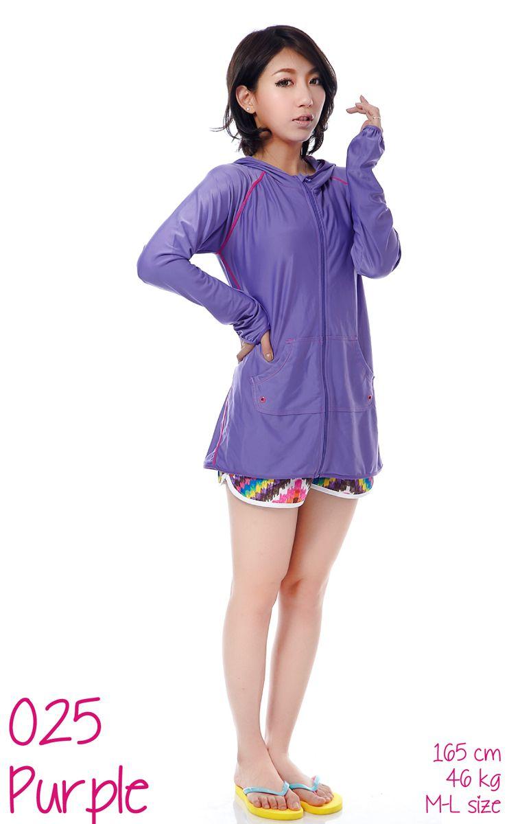 ラッシュガードレディースロング長袖指穴UVカット紫外線対策女性用体型カバー水着パーカー日焼け防止フード