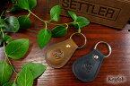 セトラー キーリング/キーホルダー SETTLER Keyfob OW-0668ホワイトハウスコックスのデフュージョンブランド〔FL〕